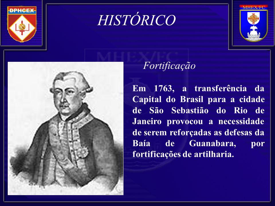 HISTÓRICO Fortificação