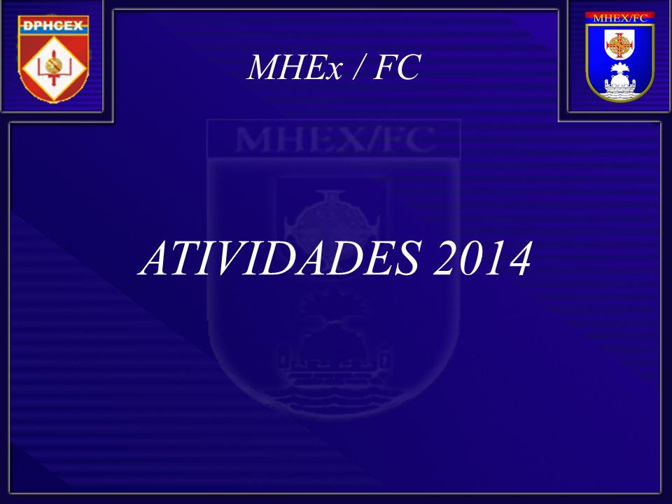 MHEx / FC ATIVIDADES 2014