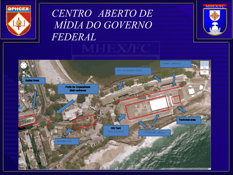 CENTRO ABERTO DE MÍDIA DO GOVERNO FEDERAL