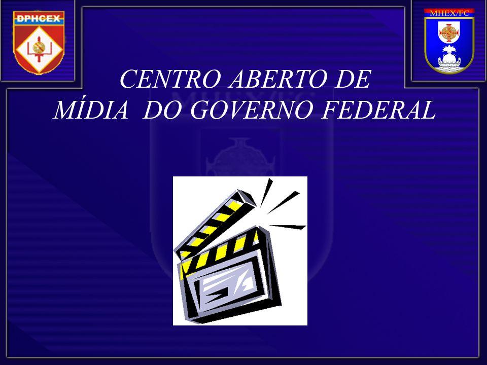 MÍDIA DO GOVERNO FEDERAL