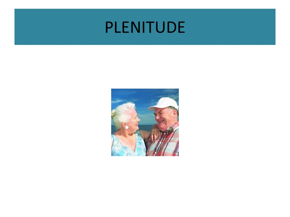 PLENITUDE