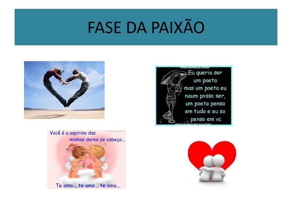 FASE DA PAIXÃO