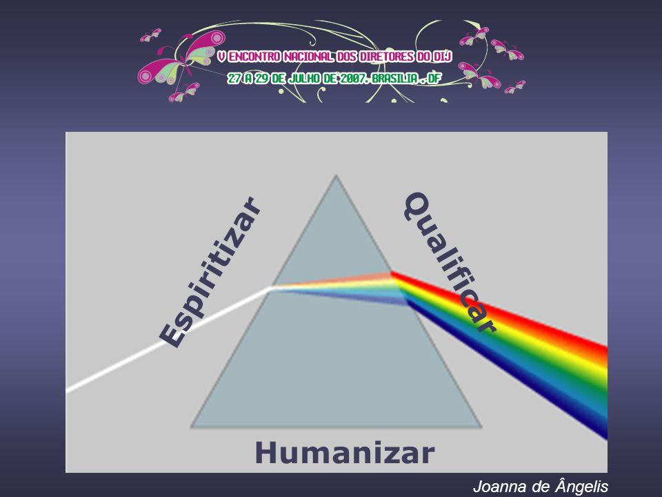 Espiritizar Qualificar Humanizar Joanna de Ângelis