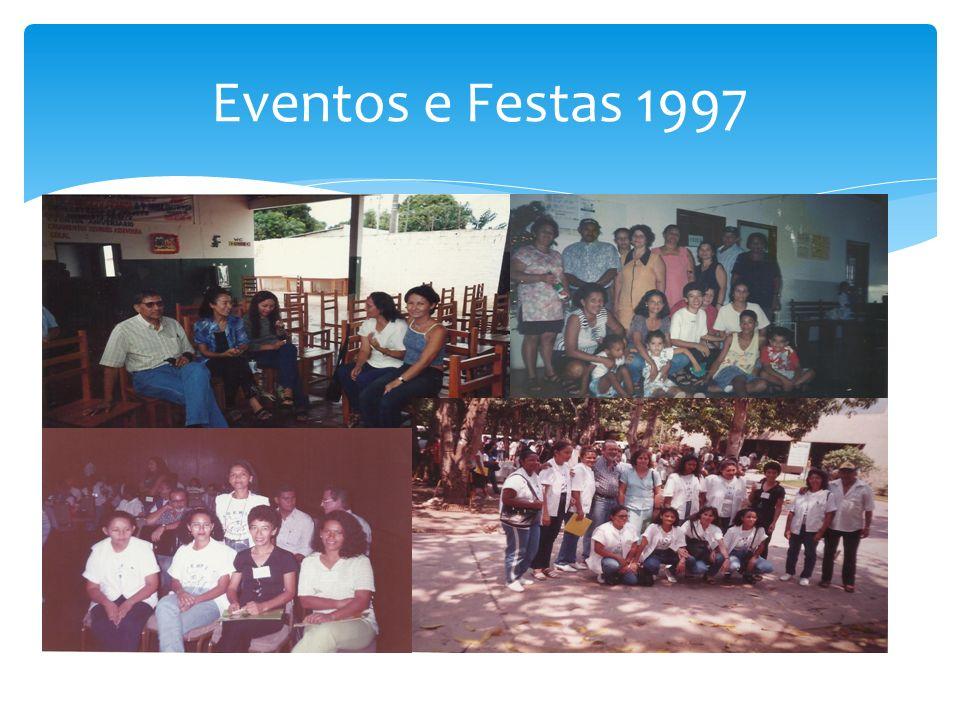 Eventos e Festas 1997
