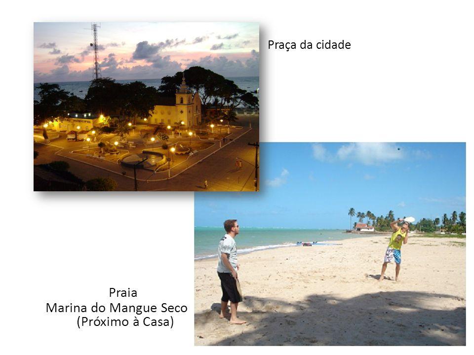 Marina do Mangue Seco (Próximo à Casa)