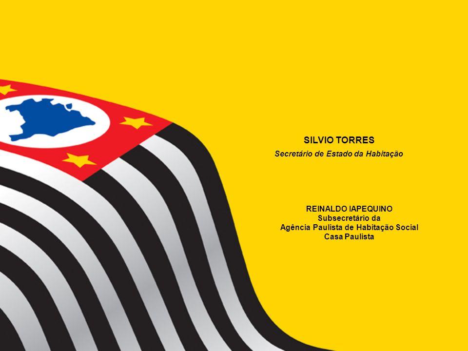 Secretário de Estado da Habitação Agência Paulista de Habitação Social