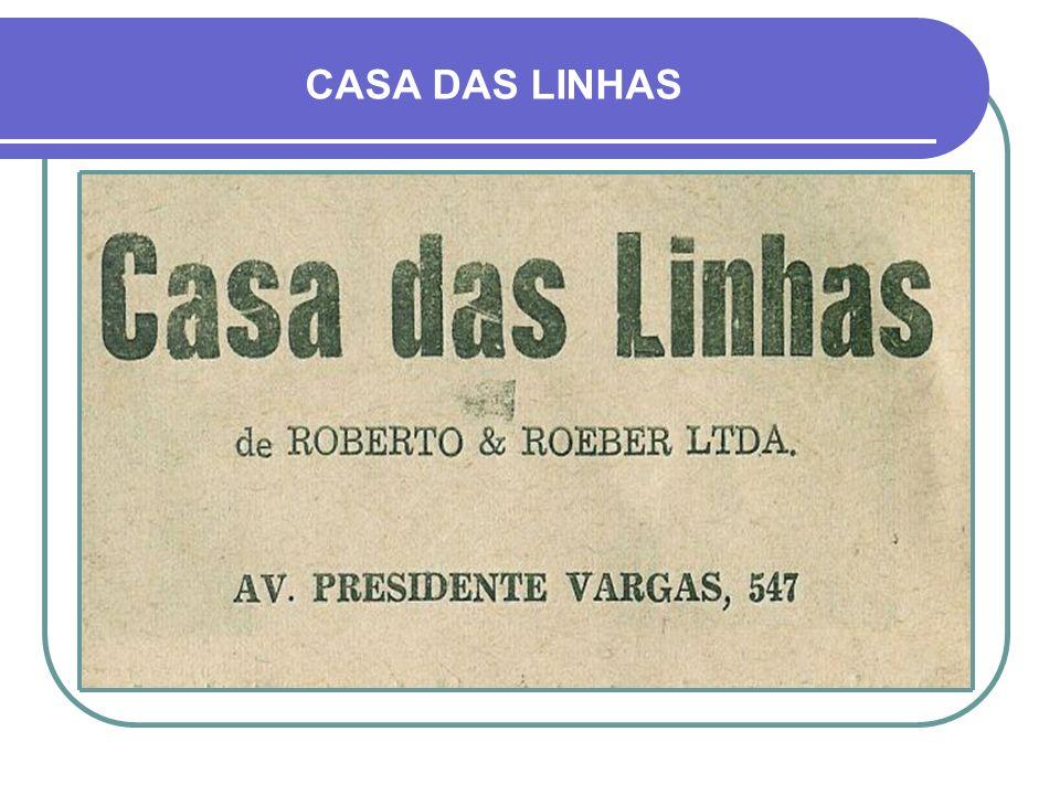 CASA DAS LINHAS