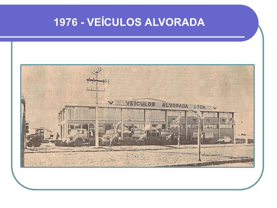 1976 - VEÍCULOS ALVORADA