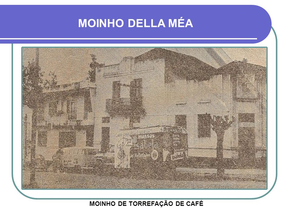 MOINHO DE TORREFAÇÃO DE CAFÉ
