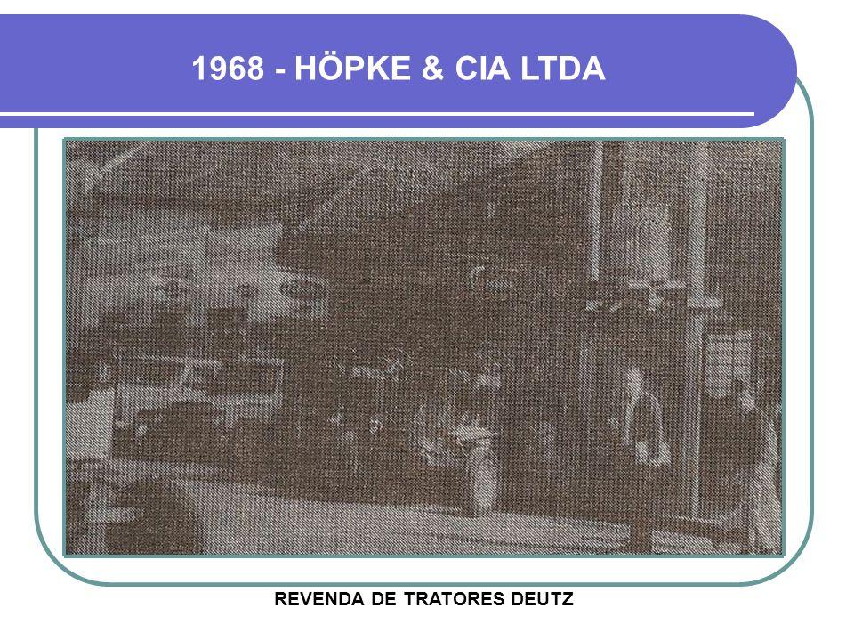 REVENDA DE TRATORES DEUTZ