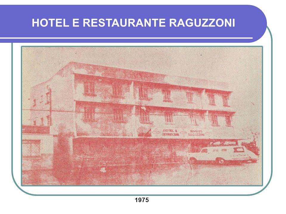 HOTEL E RESTAURANTE RAGUZZONI