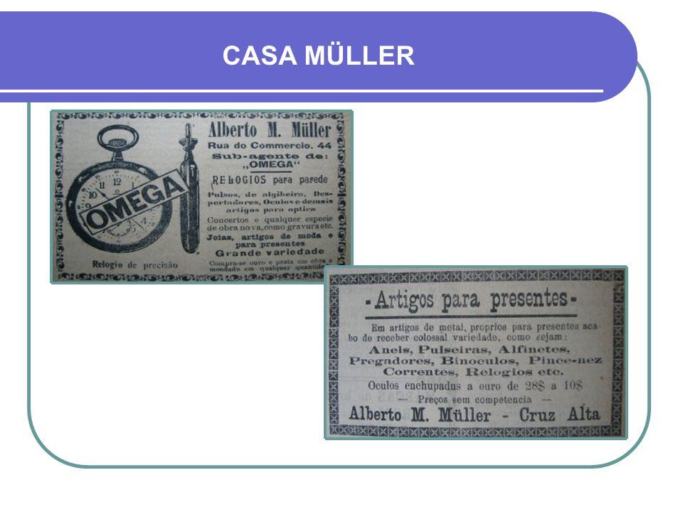 CASA MÜLLER