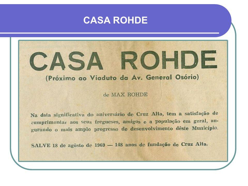 CASA ROHDE