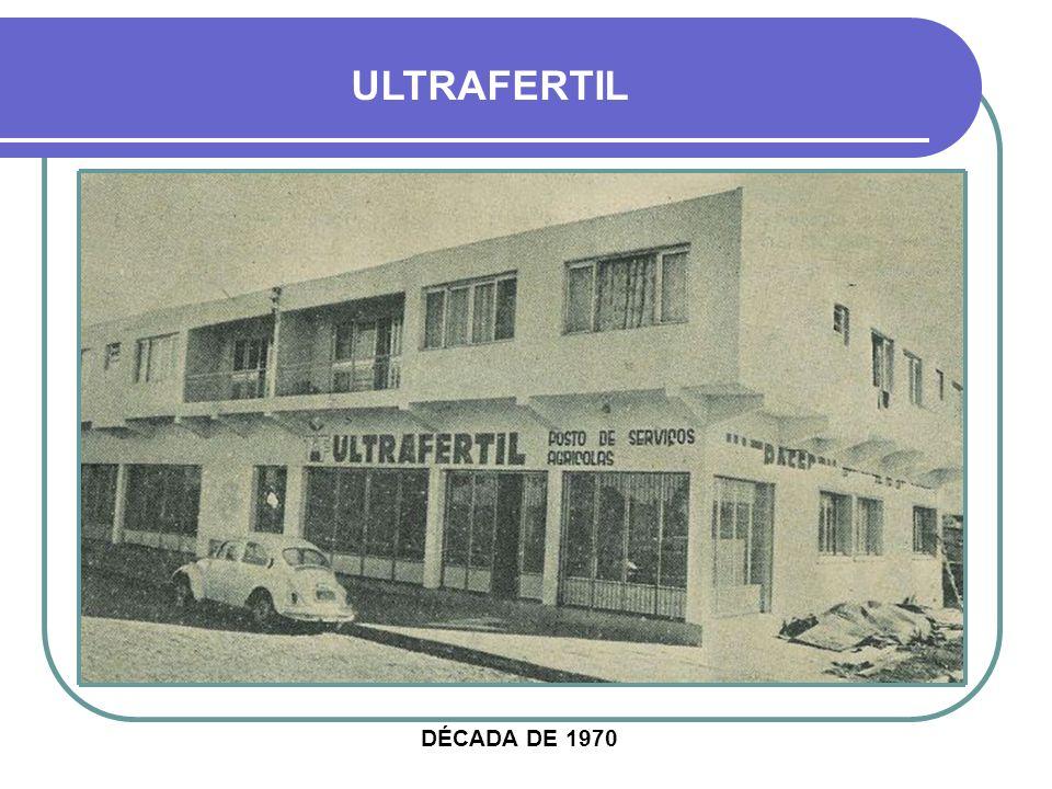 ULTRAFERTIL DÉCADA DE 1970