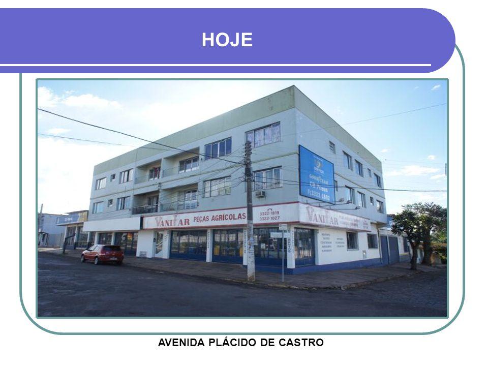 AVENIDA PLÁCIDO DE CASTRO