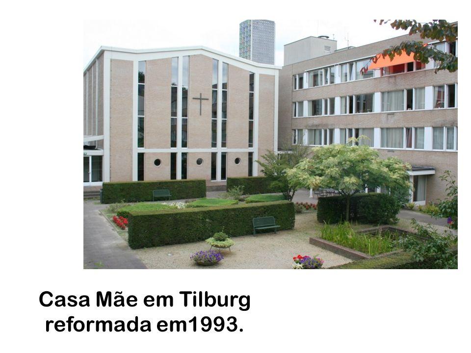 Casa Mãe em Tilburg reformada em1993.