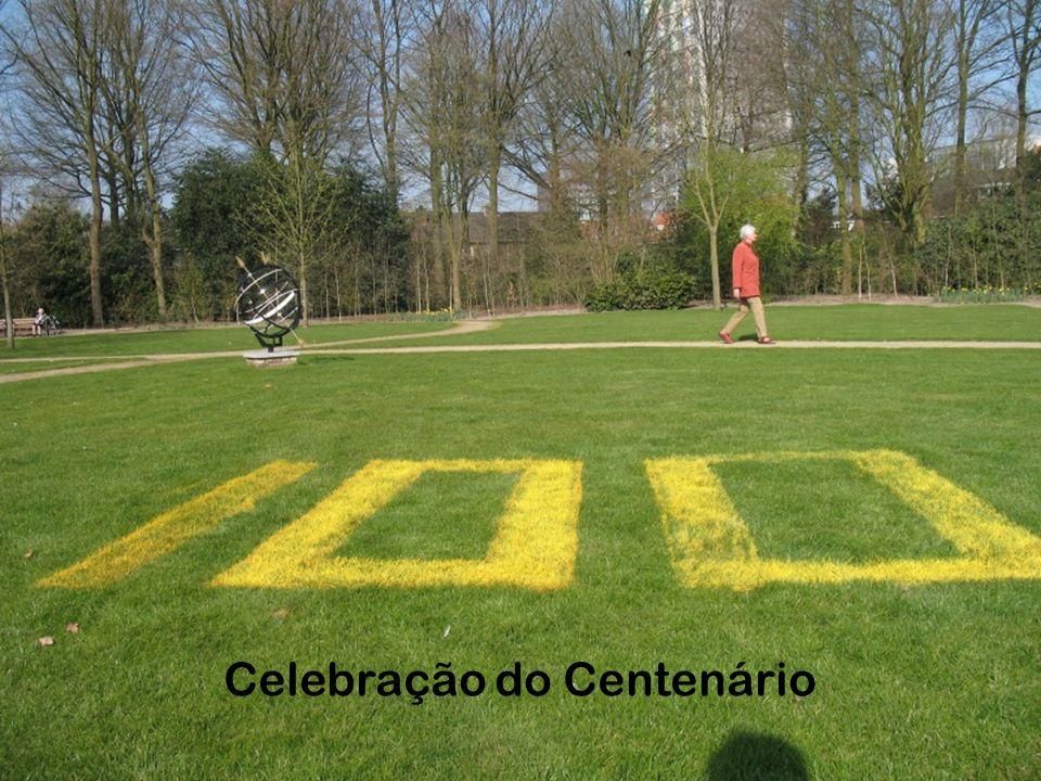 Celebração do Centenário