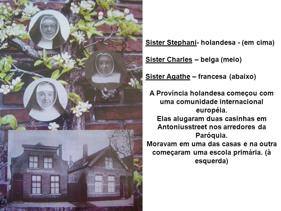 Sister Stephani- holandesa - (em cima)