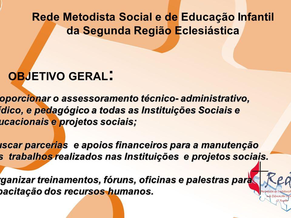Rede Metodista Social e de Educação Infantil da Segunda Região Eclesiástica