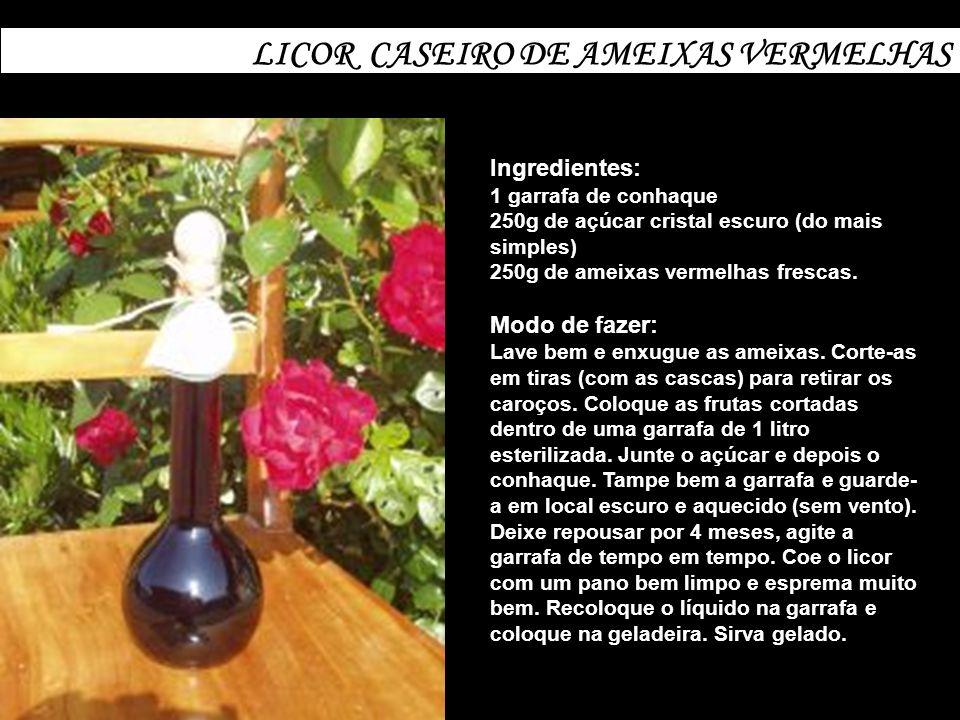 LICOR CASEIRODE AMEIXAS VERMELHAS