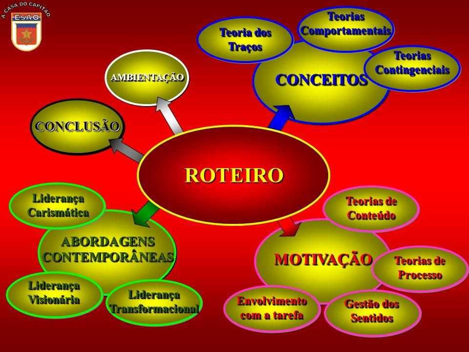 A CASA DO CAPITÃO ROTEIRO CONCEITOS MOTIVAÇÃO CONCLUSÃO