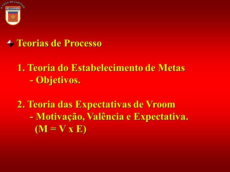 A CASA DO CAPITÃO Teorias de Processo