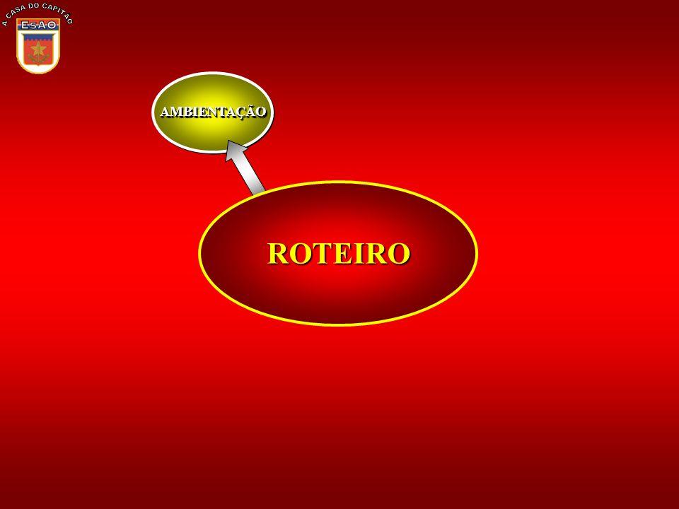 A CASA DO CAPITÃO AMBIENTAÇÃO ROTEIRO