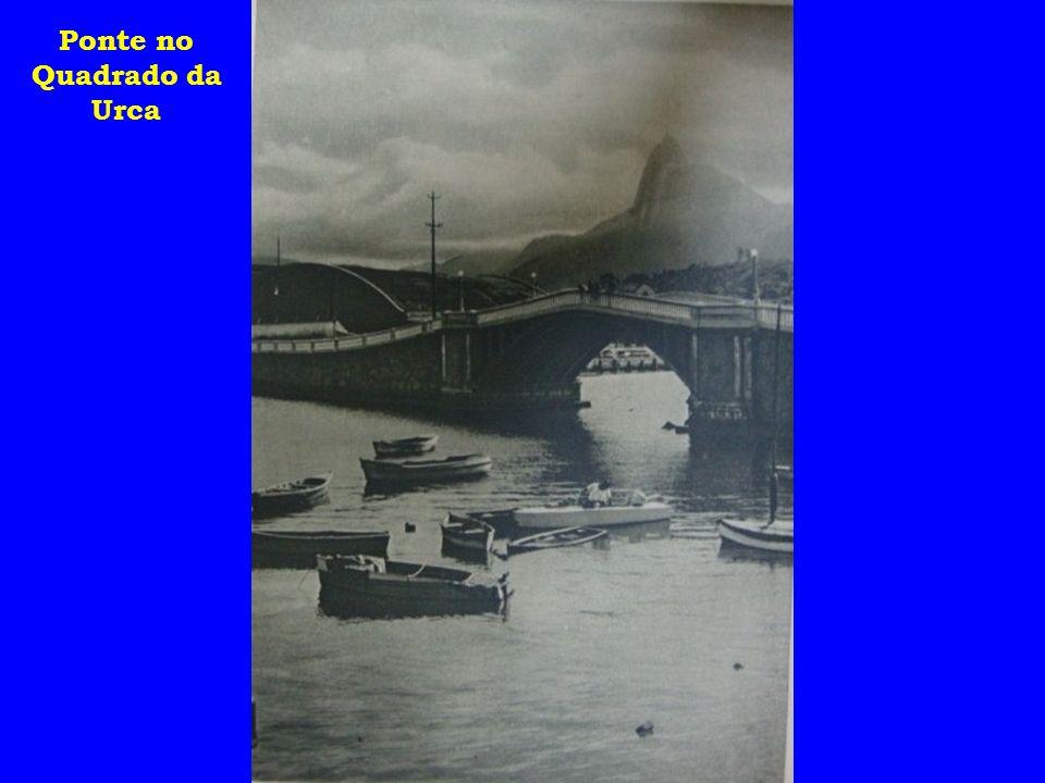 Ponte no Quadrado da Urca