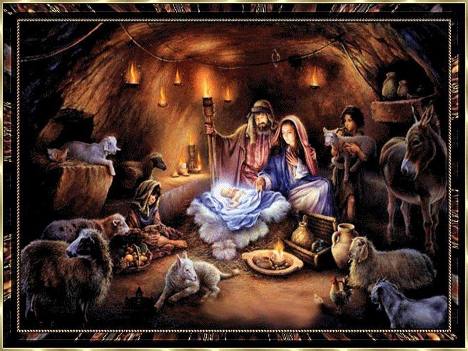 Jesus veio ao mundo para torná-lo a sua nova casa,