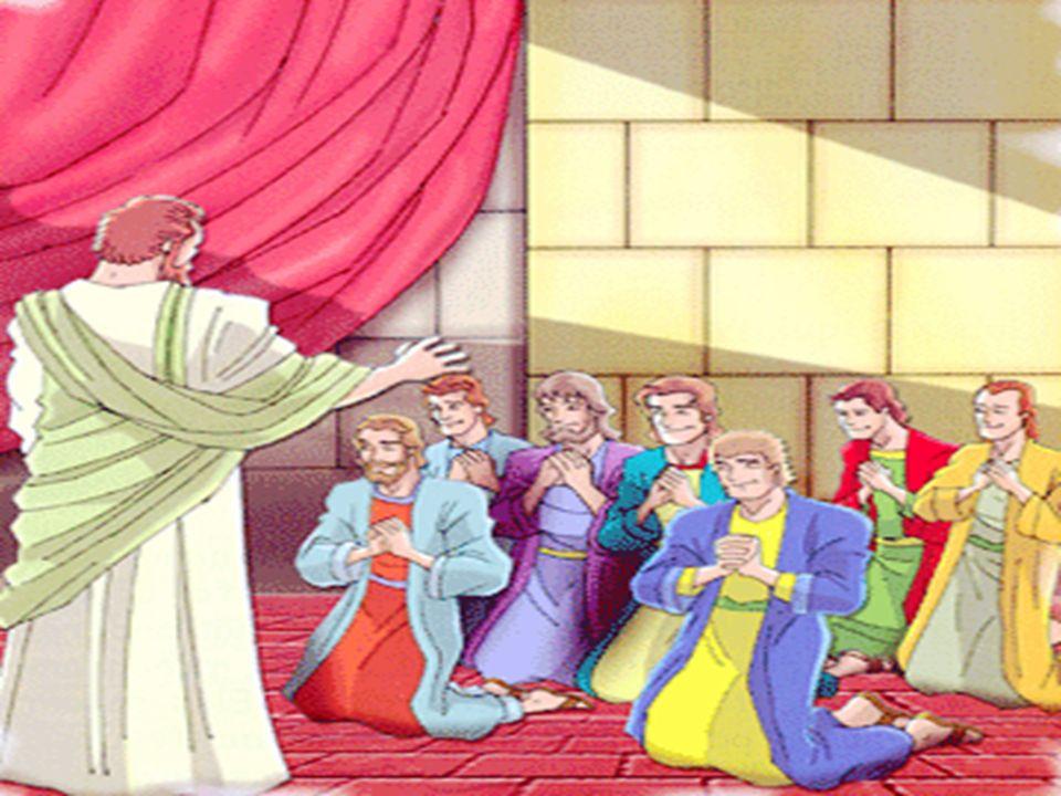 Na 2ª Leitura, Pedro compara a Igreja a um Edifício Espiritual, no qual Cristo é a Pedra angular