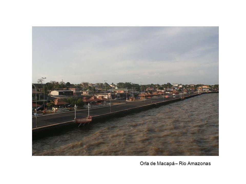 Orla de Macapá – Rio Amazonas