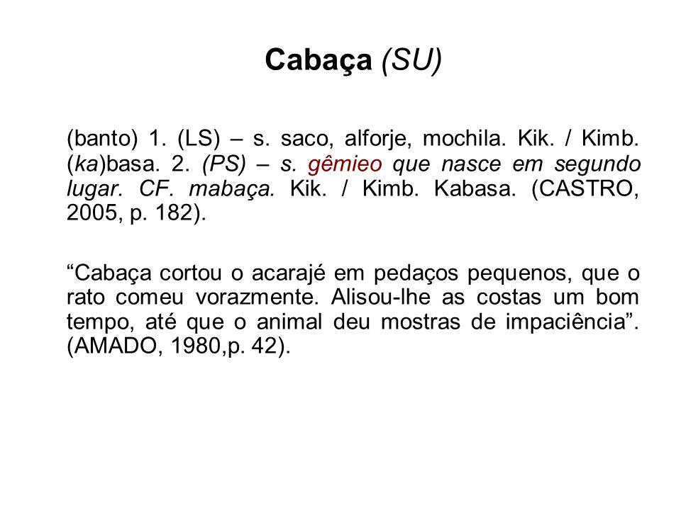Cabaça (SU)