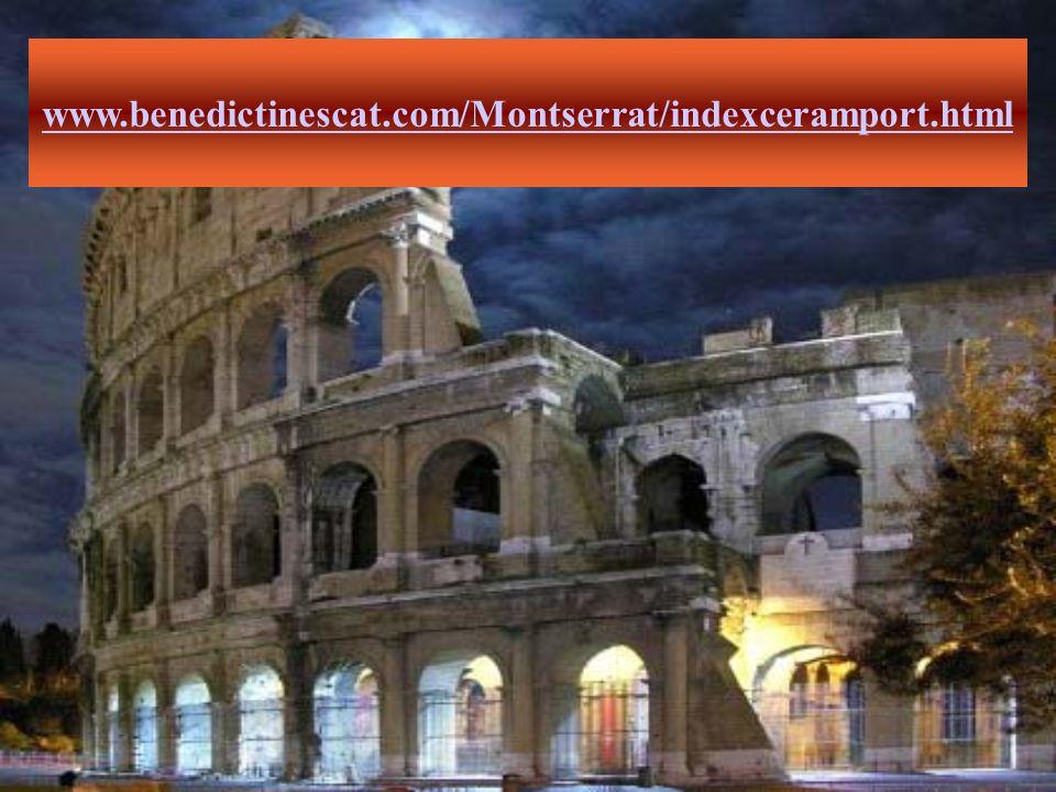 www.benedictinescat.com/Montserrat/indexceramport.html