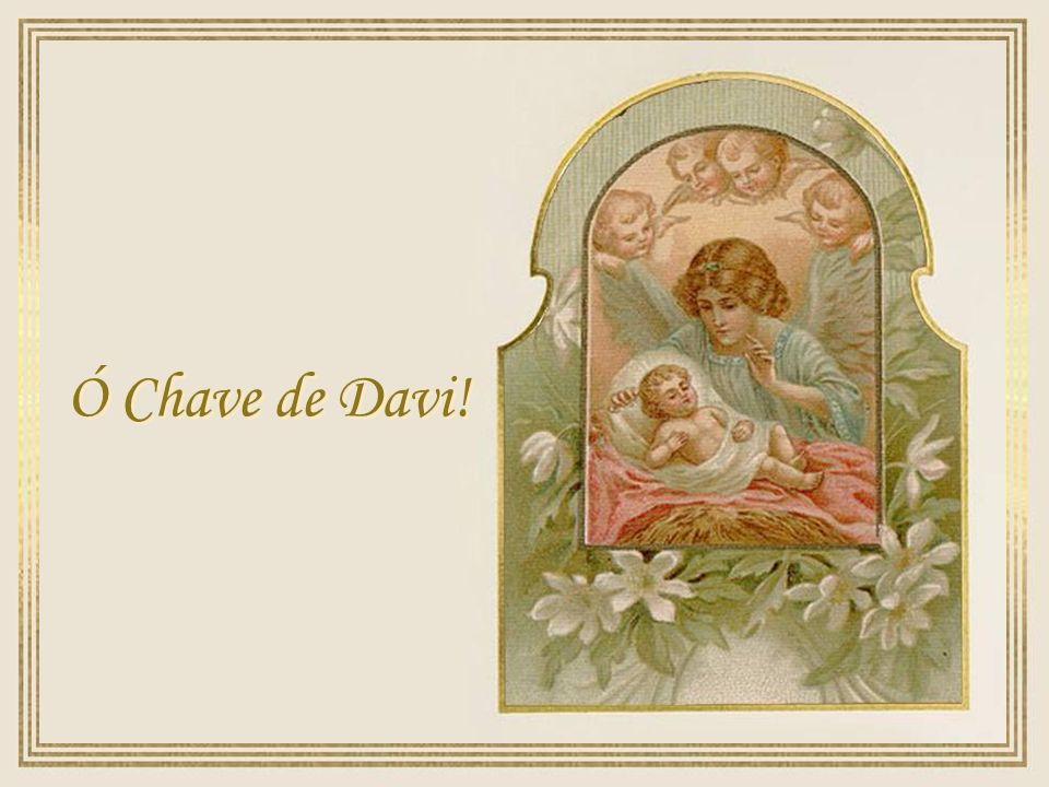 Ó Chave de Davi!