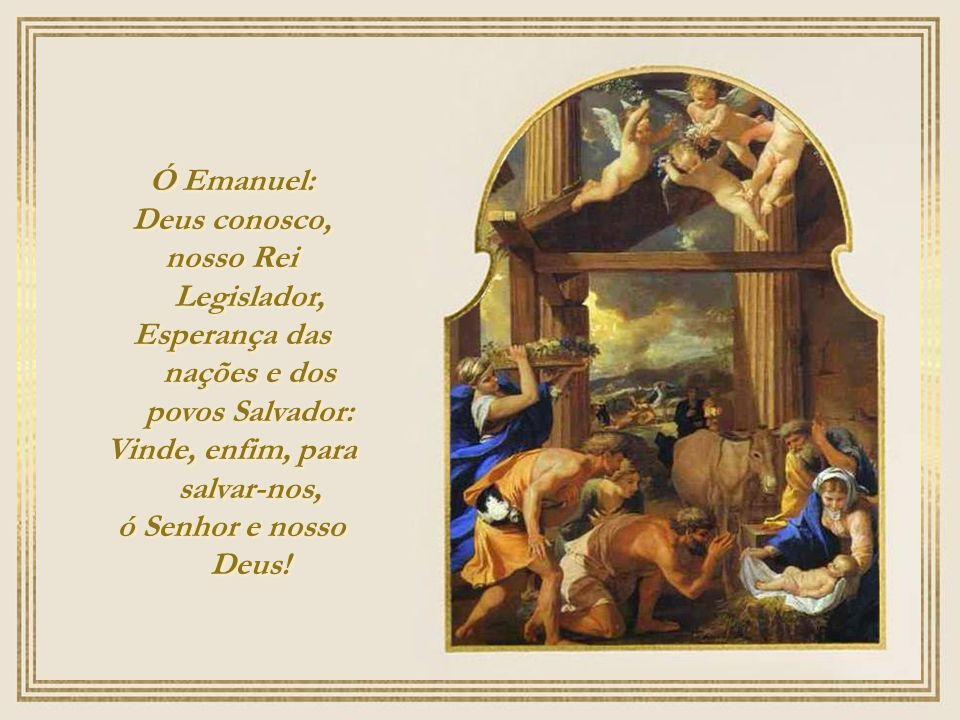 Esperança das nações e dos povos Salvador: