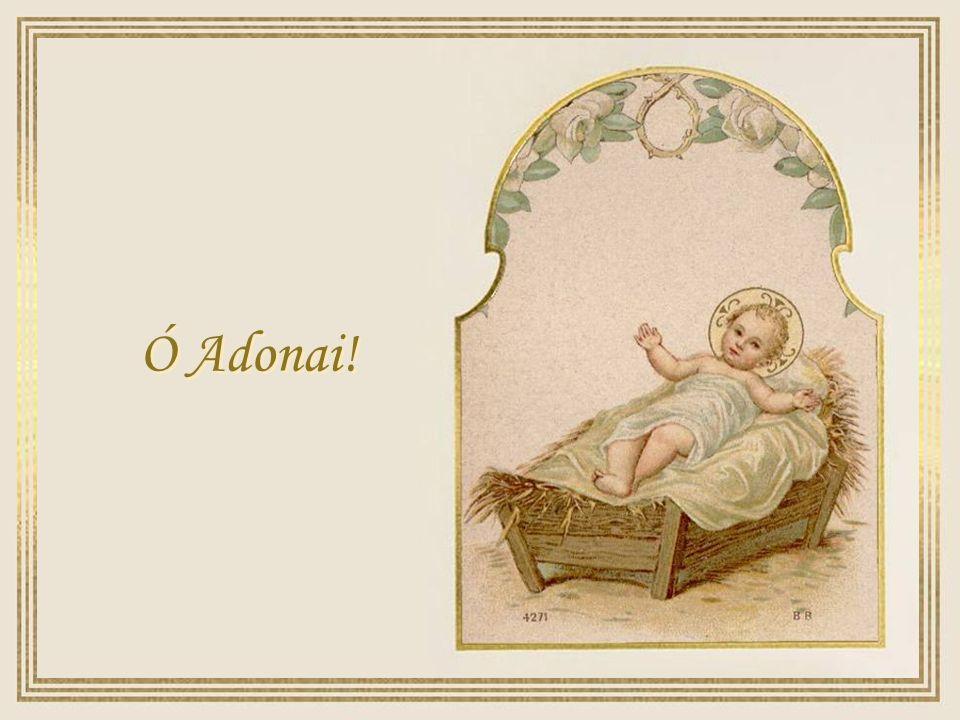Ó Adonai!