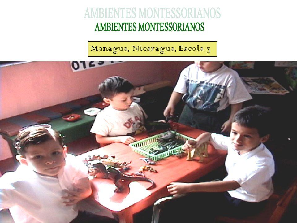 AMBIENTES MONTESSORIANOS
