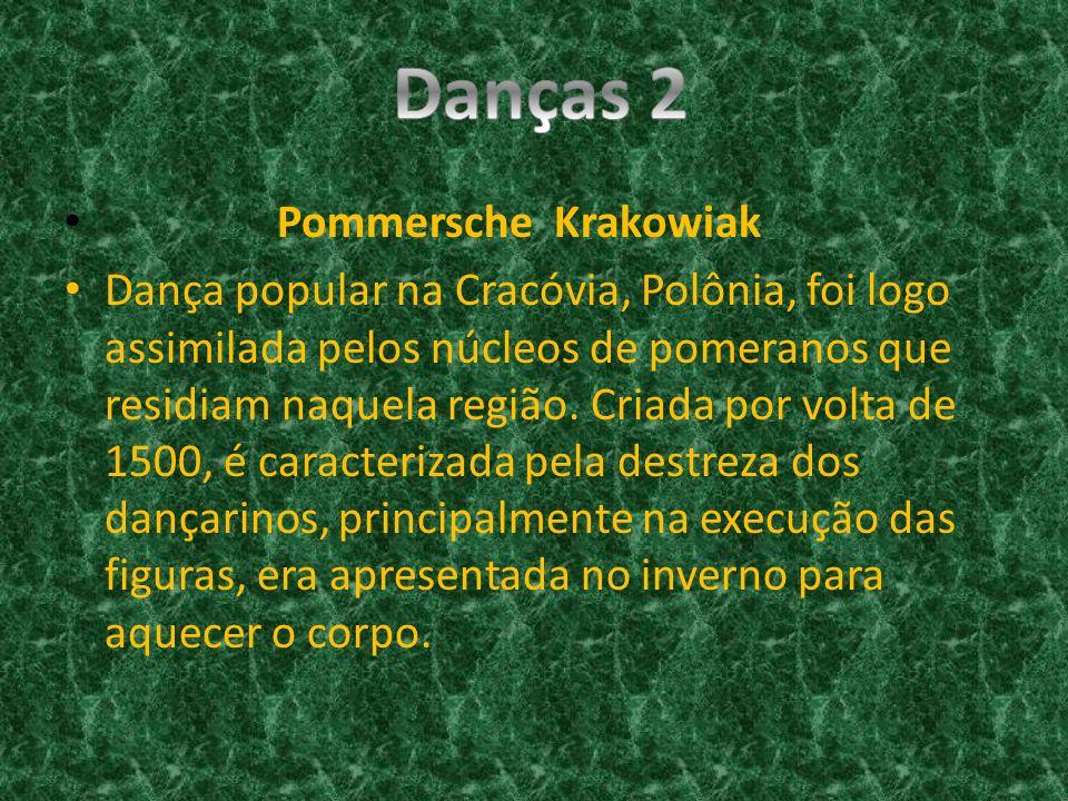 Danças 2 Pommersche Krakowiak