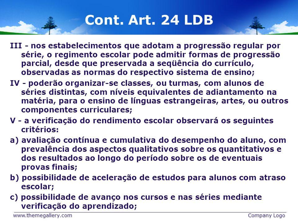 Cont. Art. 24 LDB