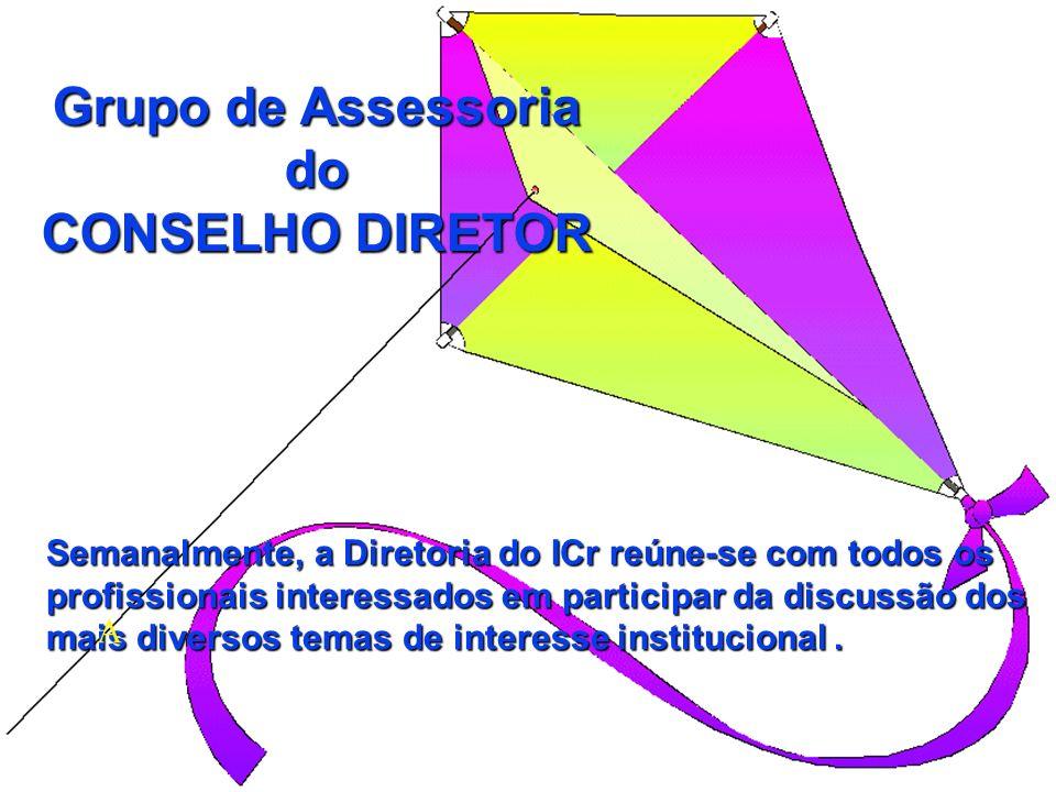 Grupo de Assessoria do CONSELHO DIRETOR