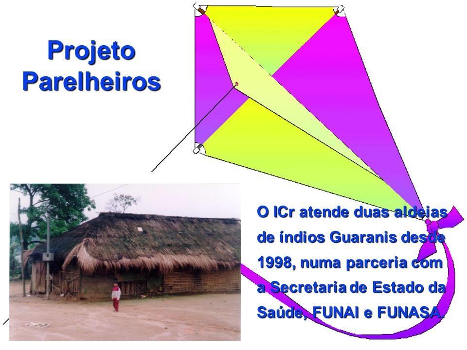Projeto Parelheiros.