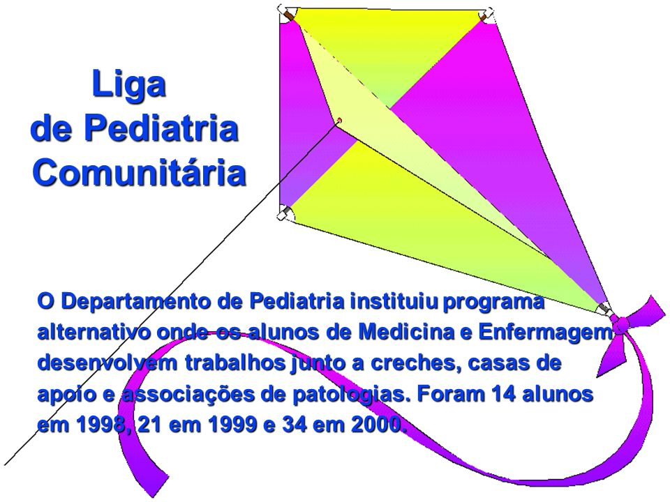 Liga de Pediatria Comunitária