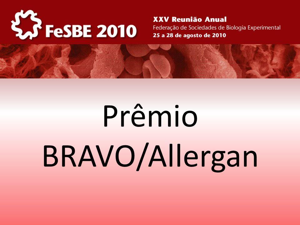 Prêmio BRAVO/Allergan