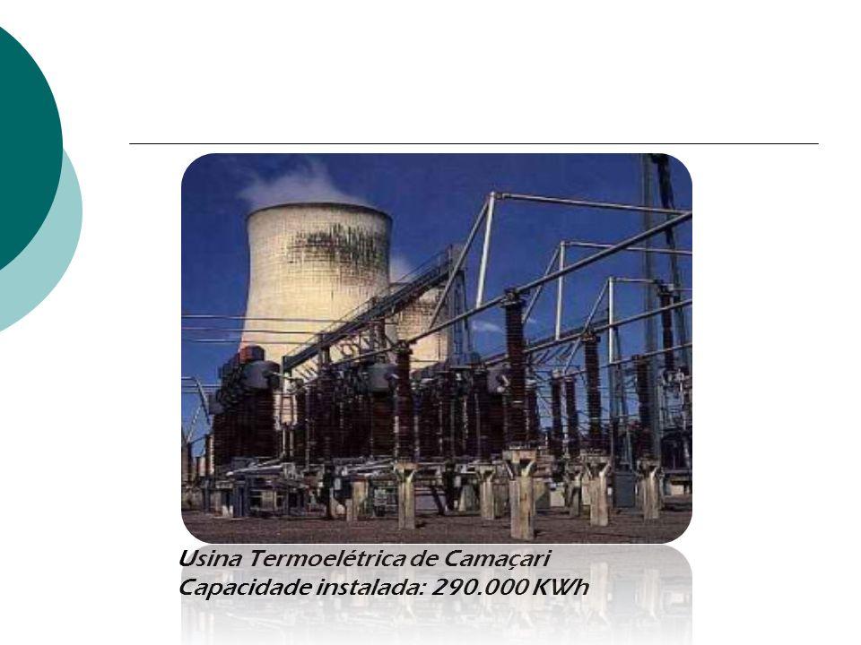 Usina Termoelétrica de Camaçari