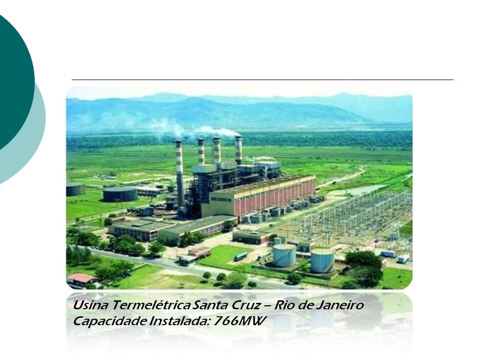 Usina Termelétrica Santa Cruz – Rio de Janeiro