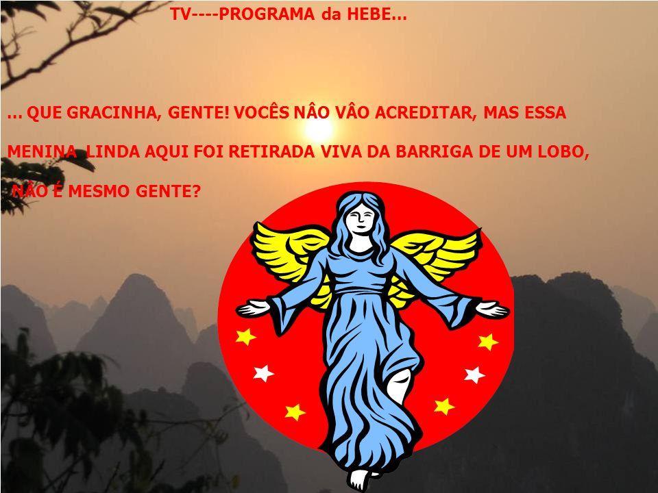 TV----PROGRAMA da HEBE...