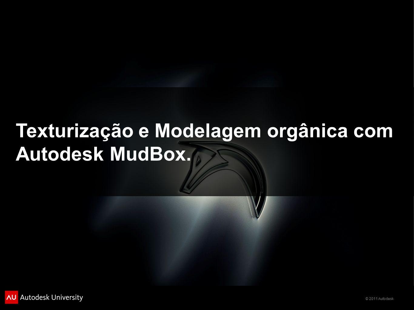Texturização e Modelagem orgânica com Autodesk MudBox.