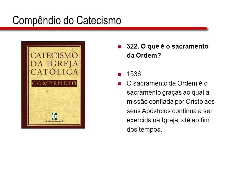 Compêndio do Catecismo