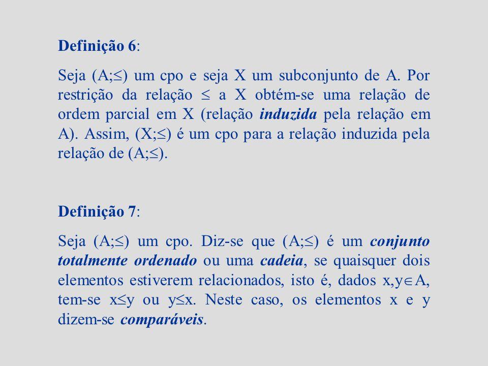 Definição 6:
