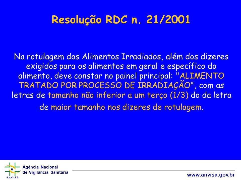 Resolução RDC n.